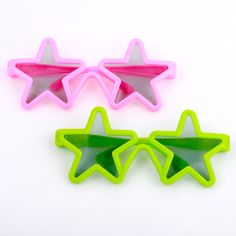 Party Kitsch star glasses