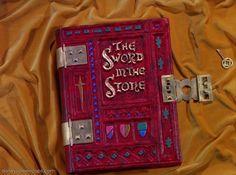 #the_sword_in_the_stone #1963 #film #movie #screen_capture #movie_still #disney #cartoon #animation #book #lock #key