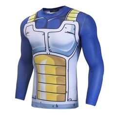 Dragon Ball Vegeta CrossFit T-Shirt For Men – Kill Ping Online Store