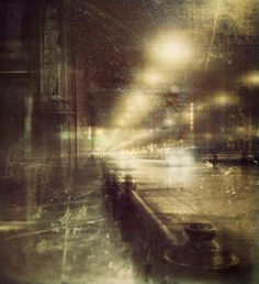 night avenue by Gennadi Blokhin. I am so there.