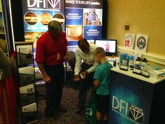 #DFI team is excited to exhibit at the 2015 #GlassDoctorConference in Texas last weekend. Thanks everyone (no matter how big or little) who visited our booth to discuss the trend of easy-to-clean glass protective coating for shower doors, windows, and windshields!  To learn more about our patented surface coatings, visit www.DFIsolutions.com or email us at info@diamonfusion.com