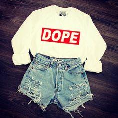 ♥ dope.