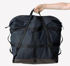 konstantin grcic + jasper morrison design bags for maharam
