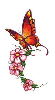 Schmetterling Tattoo Vorlagen 5  Motive