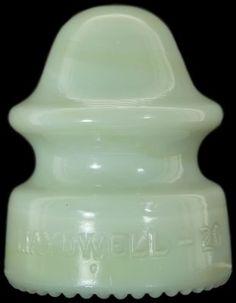 CD 164 White Milk w/ Butterscotch Swirls;