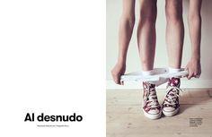 Al desnudo (L'Officiel Spain)