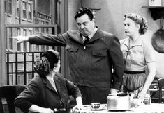 The Honeymooners    PreviousNext Play  3 of 20                          'The Honeymooners'   1955-56, 39 episodes  It ran for just one season but left an indelible impact. As constantly frustrated NYC bus driver Ralph Kramden, Jackie Gleason created one of the sitcom genre's great archetypes — the blue-collar galoot who can't catch a break.
