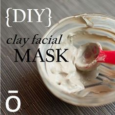 Refresh and nourish your skin with this DIY Clay Mask made with essential oils! This uses doTerra, but I prefer Young Living.