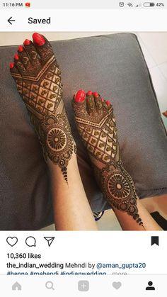 latest mehndi designs for girls bridal henna designs Eid is an auspicious occasion for Muslims all around the world. Easy Mehndi Designs, Latest Mehndi Designs, Mehndi Designs For Girls, Wedding Mehndi Designs, Mehndi Designs For Fingers, Dulhan Mehndi Designs, Henna Designs Feet, Wedding Henna, Wedding Tattoos