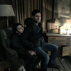 you're gonna want to sit down for this... @jtoboni @mrgiuntoli #Grimm #BTS #chaises