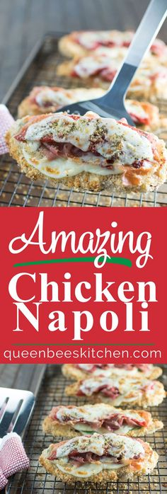 Napoli Delicious and easy to make Chicken Napoli - Amazing!Delicious and easy to make Chicken Napoli - Amazing! Turkey Dishes, Turkey Recipes, My Recipes, Italian Recipes, Chicken Recipes, Cooking Recipes, Favorite Recipes, Recipies, Chicken Ideas