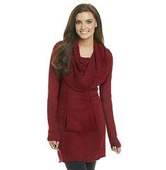Product: Kensie® Cowlneck Sweater Dress
