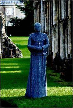 Derek Kinzett Wire Sculptures. WALK OF FAITH Wire Sculpture