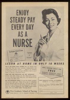 Enjoy steady pay...
