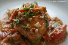 24/7 Low Carb Diner: My Thai Chicken
