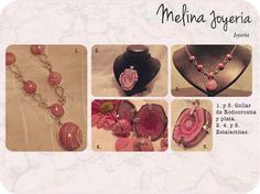 Melina Joyería http://on.fb.me/WYy4LE #Rodocrosita #Argentina #Joyería #MelinaJoyería #Andalgalá #BsAs