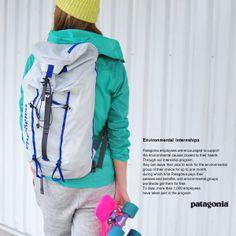【楽天市場】patagonia パタゴニア Ascensionist Pack 25L/アセンジョニスト パック 25L・47960(全2色)(unisex)【2014春夏】:Crouka(クローカ)