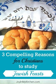 Are you a Jesus-following, Bible-studying Christian who wants to increase your love for God and His Son, the Messiah? Study the Jewish feasts and holy days!
