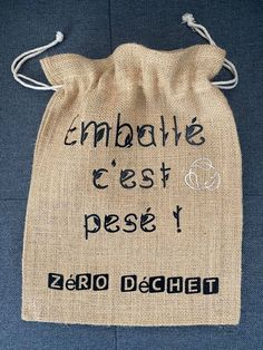Upcycle, Burlap, Creations, Reusable Tote Bags, Etsy, Decor, Hessian Fabric, Recycling, Decoration