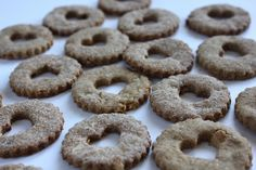 Sweet Verbena: Dog Treats: a recipe