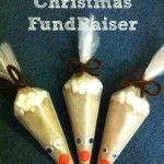 Reindeer hot chocolate - a great Christmas Fundraising Idea #netmums ##parentbloggersnetwork