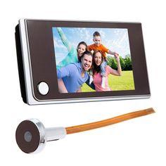 32.95$  Buy here - https://alitems.com/g/1e8d114494b01f4c715516525dc3e8/?i=5&ulp=https%3A%2F%2Fwww.aliexpress.com%2Fitem%2F3-5-inch-LCD-Touch-Screen-120-Degree-Digital-Doorbell-Peephole-Viewer-Door-Eye-Doorbell-Color%2F32756215602.html - 3.5 inch LCD Touch Screen 120 Degree Digital Doorbell Peephole Viewer Door Eye Doorbell Color IR Camera Door Viewer Camera 32.95$