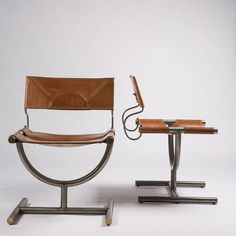 Set of Six Chairs by Tobia Scarpa