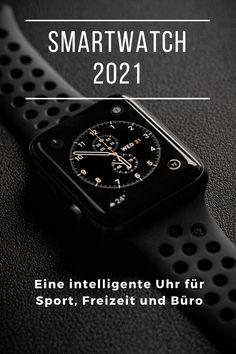 Die schönsten Smartwatches für das Jahr 2021. Die Zeiten in denen Smartwatches klobig aussehende Technik-Gadgets fürs Handgelenk waren sind schon lange vorbei. Funktionale und zugleich schicke Smartwatches gehören für Frauen zu den wichtigsten Accessoire-Trends. Apple, Samsung, Fossil, Fitbit oder Garmin. Sie alle bieten Smartwatchmodelle mit vielen intelligenten Features an. Pulsmessung, Schrittzähler oder Kalorienzähler. Smartwatches können mittlerweile vieles. Finde das richtige Modell. Smartwatch Features, Apple Watch, Fossil, Smart Watch, Fitbit, Gadgets, Samsung, Trends, Accessories