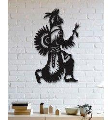 Game Of Thrones Khaleesi Metal Wall Art