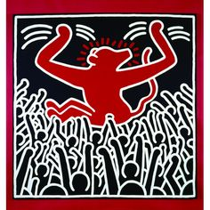 keith herring images | ... 1988, Collection Keith Haring Foundation, © Keith Haring Foundation