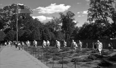 United States F.D.R. monument   Vietnam War Veterans Memorial