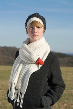 Scarf season is rapidly approaching