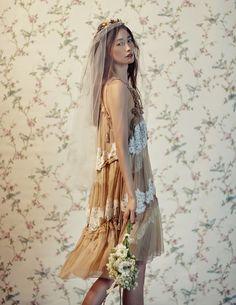 Sera Park for Elle Korea Bride March 2016