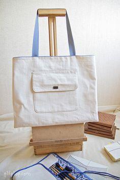 Мягкая сумка для переноски художественных принадлежностей