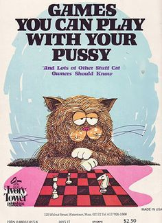 """""""Games you can play with your pussy"""""""