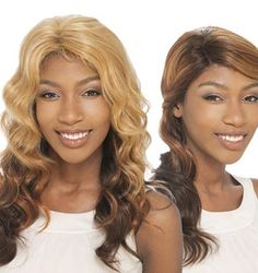 Milky Way Venus Saga Remy Lace Front Wig -Shop for hair extensions at www.halifaxhair.com