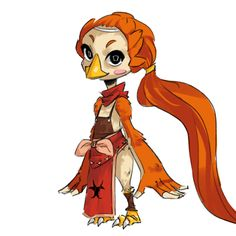 A little doodle of my take on what Medli might look like in Breath of the Wild. Little Doodles, Fantasy Races, Breath Of The Wild, Creature Design, Character Illustration, Legend Of Zelda, Art Reference, Character Design, Deviantart