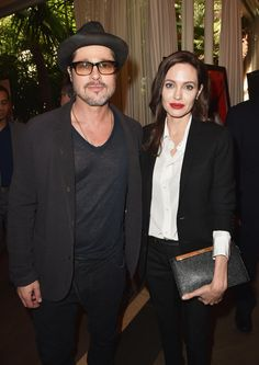 Brad, Angelina, and Pregnant Keira Knightley Kick Off a Big Weekend at the AFI Awards