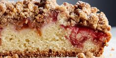 These easy recipes breakfast and brunch cake recipes include for brown sugar streusel cakes, lemon cakes, sour cream cakes, and classic crumb buns. Tea Cakes, Cupcake Cakes, Cupcakes, Streusel Cake, Streusel Topping, Best Coffee Cake Recipe, Best Plum Cake Recipe, Plum Bread Recipe, Recipes