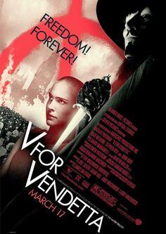 """Recensione di """"V for Vendetta"""""""