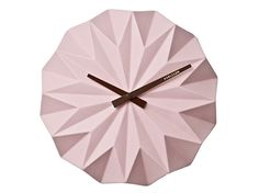 Origami clock Karlsson / Present Time