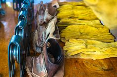 gear osa palmas canopy tour Las Palmas, near Puerto Jimenez Osa Peninsula #fun #zipline #costarica