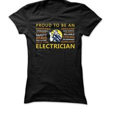 Are You Proud To Be An Electrician T Shirts, Hoodie Sweatshirts