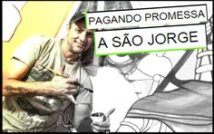 PAGANDO PROMESSA A SÃO JORGE, O TEMPLÁRIO DA CAPADOCIA