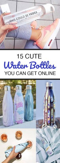 15 Cute Water Bottles You Can Get Online - Society19