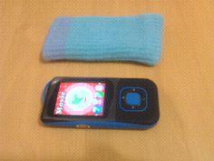 Mais um MP3/MP4 Chinês que eu comprei só para testar. Até que é bonzinho.