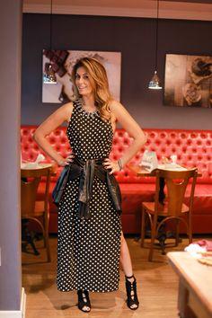Vestido Poás Renata Tenca - FW16
