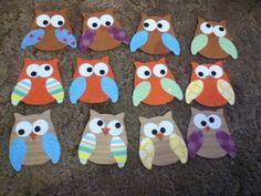Owl Themed Classroom - door decorations