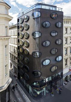 Hotel Topazz, Vienna, Austria