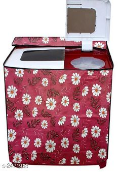 Appliance Covers Colorful Non-Woven Washing Machine Cover Material:  Non Woven Size ( L x B x H ) :  20 in  X 31 in X 30 in  Description: It Has 1 Piece Of Washing Machine Cover Work: Printed Sizes Available: Free Size   Catalog Rating: ★4 (2992)  Catalog Name: Deluxe Colorful Non-WovenWashing Machine Covers Vol 1 CatalogID_331871 C131-SC1624 Code: 942-2471933-354